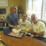 Emblers continue to share God's love