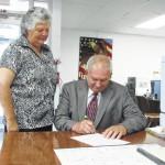 Election filing begins