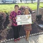 South River EMC awards $10,000 grant to Hobbton Elementary School for books