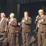 Pushing a century, Gospel Sing going strong