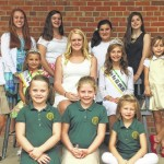 Vying for Miss HCA
