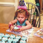 Third birthday celebrated