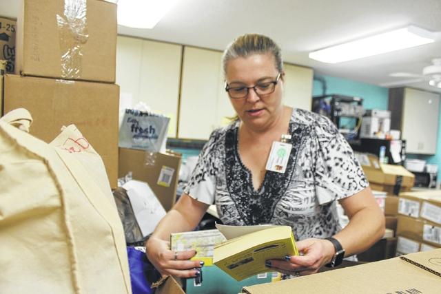 J.C. Holliday Library book sale kickoff begins Saturday, Oct. 10