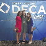 CHS students participate in DECA conference