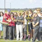 Clinton opens cross country course