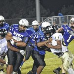 Clinton drops Midway 38-0