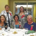 Delta Mu Chapter represented at state meeting