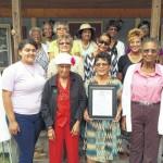Garland celebrates seniors