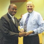 Goode honored as Principal of the Year
