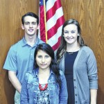 SGA officers appointed