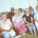 Salemburg class of 1947 celebrates reunion