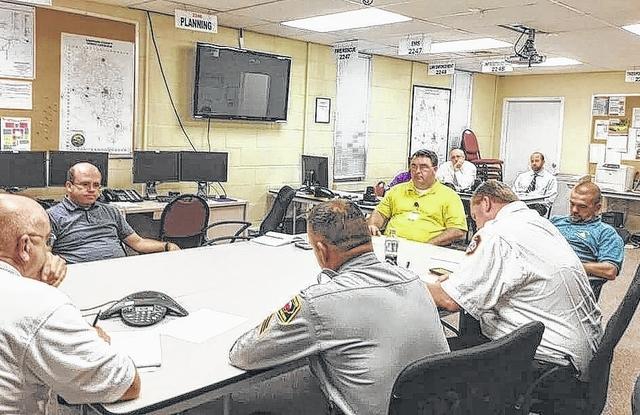 Clinton, Sampson County officials ready for Hurricane Joaquin
