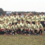 Sampson Middle soccer wins conference championship, completes perfect season
