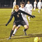 Clinton soccer season ends in fourth round