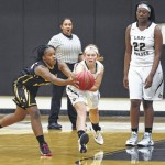 Lady Horses open season with one-sided win