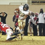 Clinton downs top-seeded Andrews