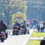 Harvest Train 2015 Parade