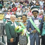 UMO names homecoming king and queen