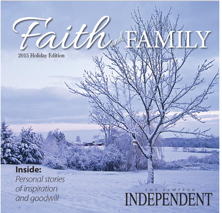 2015 December Faith & Family