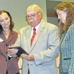 Sampson nets top recycling honor