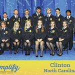 Local businesses support ag leadership opportunity for Clinton FFA members
