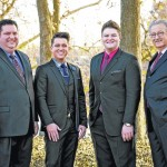 The Dixie Melody Boys to perform