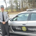 Sgt. David Kinlaw leads Sampson County's Highway Patrol