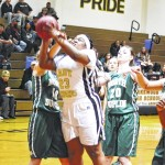 Lady Leopards get overtime win over North Duplin
