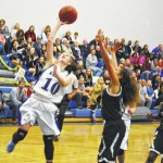 Lady Raiders drop Pender, 62-35