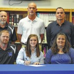 Midway's O'Brien signs with Barton