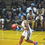 Lady Leopards edge James Kenan