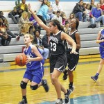 Midway Middle girls top Roseboro-Salemburg
