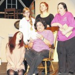 'Little Women' hits stage this weekend