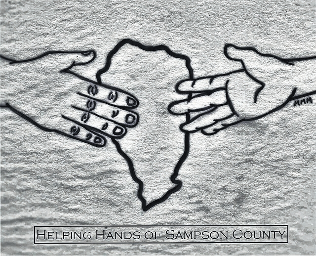 Carr Memorial Christian Church, others helps Hands Hands of Sampson