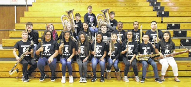 All-District Band - NCBA Eastern District
