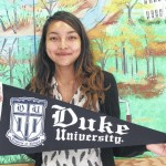 Union High Student becomes Benjamin N. Duke scholar