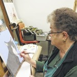 Sampson Community College begins Spring Art Show