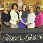 Local leaders graduate from Clinton-Sampson Chamber program