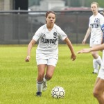 Clinton pitches shut-out on Senior Night