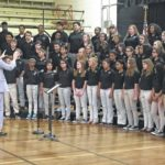 RSMS band, chorus students hold concert