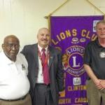Miller speaks to Lions Club