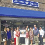 Sessoms Jewelry honored