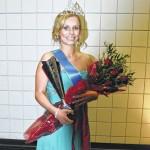 Stewart crowned Miss SCC