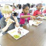 City schools offers feeding program