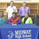 Larry Blanks signs with St. Andrews