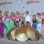 Dance students earn awards