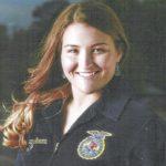 Clinton FFA member earns scholarship