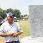 Roseboro celebrates helipad with ceremony