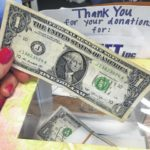 Dollar drive spreading message of love
