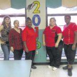 Roseboro-Salemburg athletes celebrated
